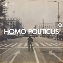 covers various spotify homo politicus