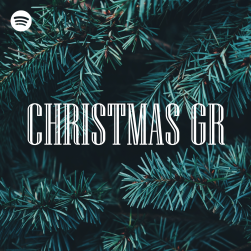 CHRISTMAS SPOTIFY COVER
